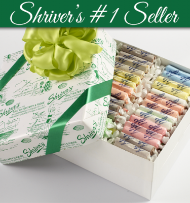 Traditional Ortment 9 49 Salt Water Taffy 2 Lb Choose Your Own Flavors